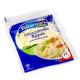 Mozzarella râpée - 25%