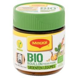 Bio Bouillon Poudre Légumes