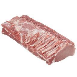 Roti au carre avec os  de porc