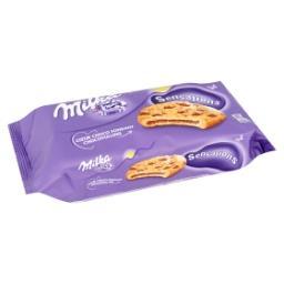Biscuits - sensations - coeur choco fondant