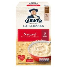 Oats express naturel - flocons d'avoine