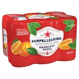 Boisson pétillante aromatisée au jus d'orange et au ...