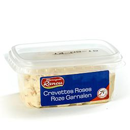 Salade de crevettes roses
