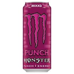 MIXXD Punch + Energy