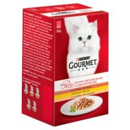 Gourmet - mon petit - aliment pour chat - au canard ...
