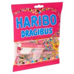 Dragibus - bonbons de poche  - 6 mini sachets