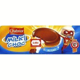 Biscuit maxi coeur de lait