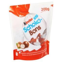 Schoko-bons - bonbons de chocolat au lait fourrés au...