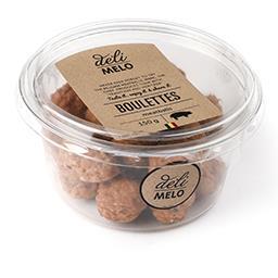 Snack Petites boulettes