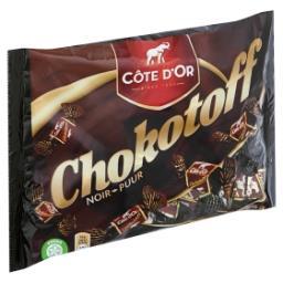Chokotoff - noir - friandise chocolatée