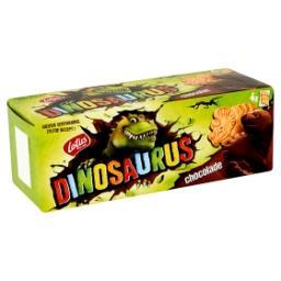 Dinosaurus - biscuits au chocolat noir - 4x3 pièce