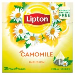 Infusion - camomille - 20 sachets pyramide