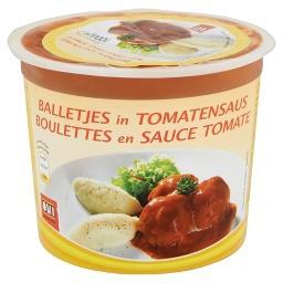 Boulettes en sauce tomate