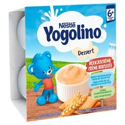 Baby Dessert Crème Biscuitée Bébé 6 Mois