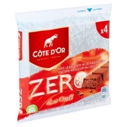 Zero Lait 4 x 50 g