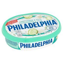 Light spécialité de fromage frais concombre et feta