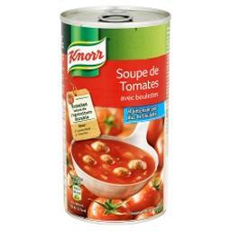 Boîte Soupe Tomates et Boulettes