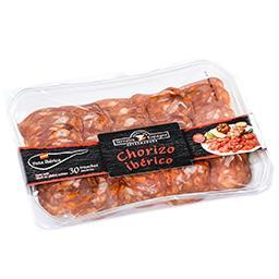 Chorizo iberique en tranches