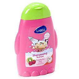 Shampooing framboise et kiwi pour enfants