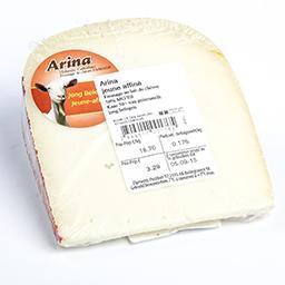 Fromage au lait de chevre - jeune affiné - 50%