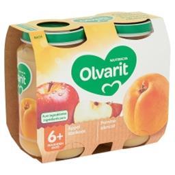 Pomme Abricot 6+ Mois