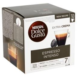 Espresso Intenso Extra Crema 30 Capsules