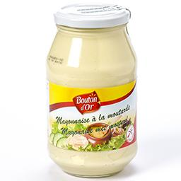 Mayonnaise à la moutarde