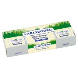 Beurre doux - 16 mini barquettes de 12,5g