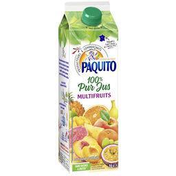 Multifruits - 100% pur jus - jus et purées de 13 fru...