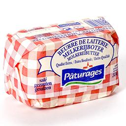 Beurre de laiterie salé - qualité extra