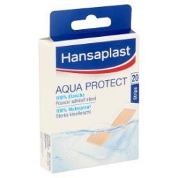 Pansements - aqua protect - 100% étanche - pouvoir a...