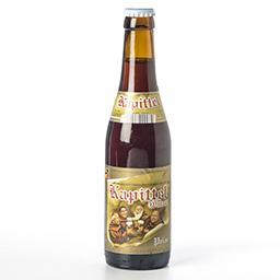 Bière belge d'abbaye prior - brune