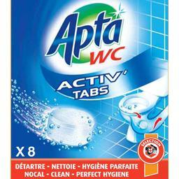 Wc - tablette wc activ'tabs