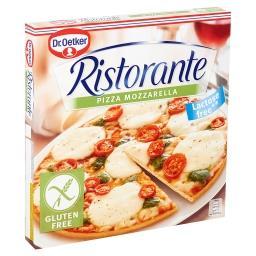Ristorante Pizza Mozzarella Gluten Free