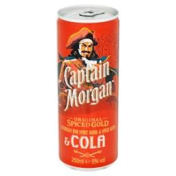 Caribbean Rum & Cola