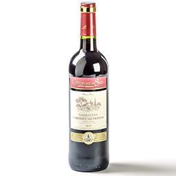 Vin rouge - cabernet sauvignon - terroir littoral - ...