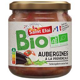 Aubergines à la provençale BIO