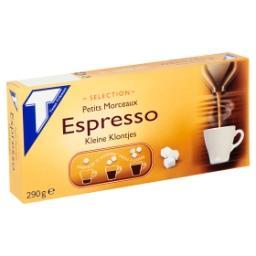 Espresso - sélection - petits morceaux - facile à do...