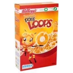 Céréales - honey pops loops