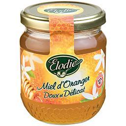 Miel d'oranger doux et délicat