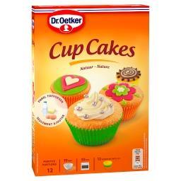 Préparation pour cup cakes nature