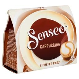 Cappuccino 8 Coffee Pads