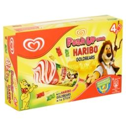 Haribo push up - glace