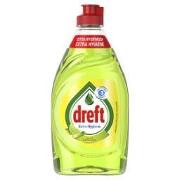 Extra Hygiene Lime&Lemongrass Liquide Vaisselle