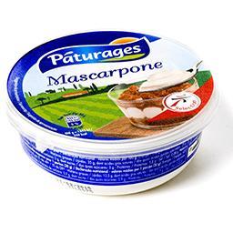 Mascarpone - fromage triple crème