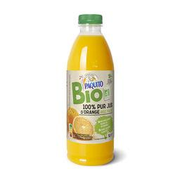 Jus d'orange pulpé - 100% pur fruit pressé - bio