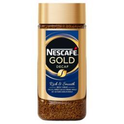 Gold décaféiné - café soluble