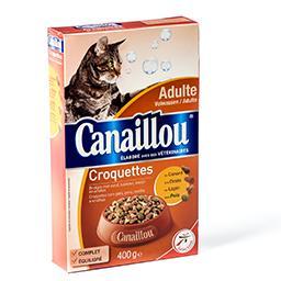 Croquettes pour chats adultes