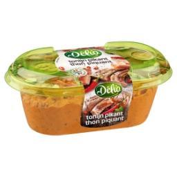 Salade de thon piquant