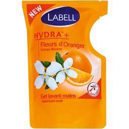 Gel lavant mains fleur d'oranger